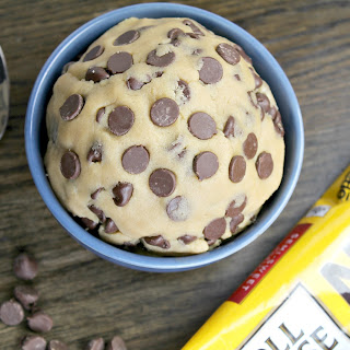 Desserts With Chocolate Chip Cookie Dough Recipes.