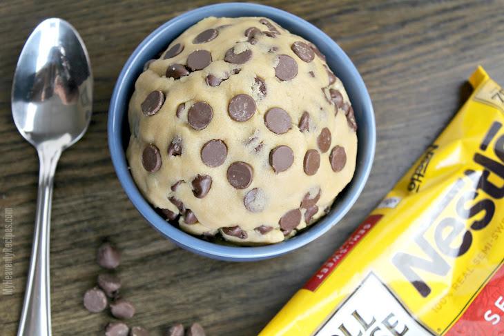 Chocolate Chip Cookie Dough Recipe