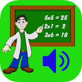 Speaking Multiplication Table