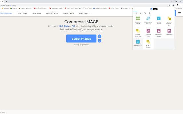 Image Editor Tools Iloveimg