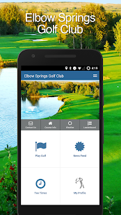 Elbow Springs Golf Club- screenshot thumbnail
