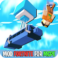 Mods Fortnite Battle Bus for Minecraft PE