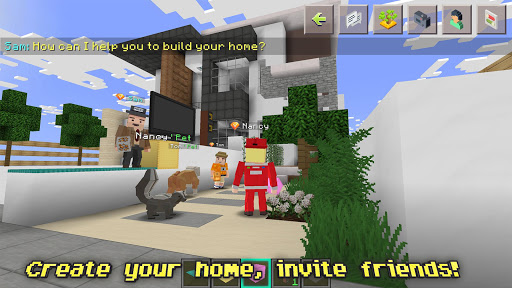 Hide N Seek : Mini Game modavailable screenshots 16