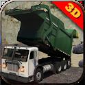 Garbage Truck Drive Simulator icon