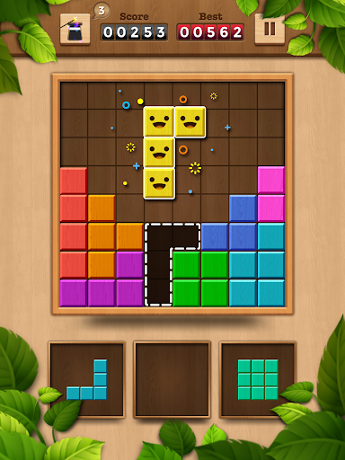 Wood Color Block: Puzzle Game 1.1.2 screenshots 5