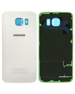 Galaxy S6 Backcover White