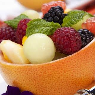 Perfect Summer Fruit Salad.