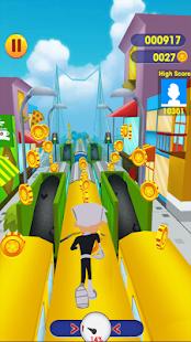 Subway Danny Runner Phantom Adventures - náhled