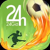Bóng đá 24h Lịch đấu Livescore Mod