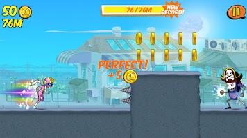 Screenshot of Run Run Super V