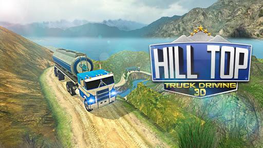 Hill Top Truck Driving 3D 1.3 screenshots 13