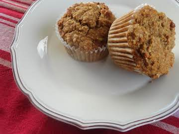 Apple Sauce Cinnamon Muffins