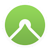 Komoot — Cycling, Hiking & Mountain Biking Maps APK Icon