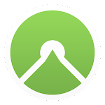 Komoot — Cycling & Hiking Maps Icon
