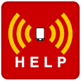 Emergency Help SMS icon