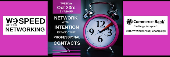 WE Network Event | October 23, 2018 | 5 - 7:30 PM