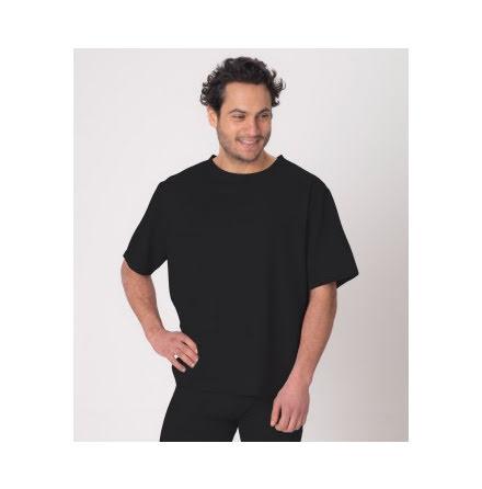 T-shirt svart LeBlok