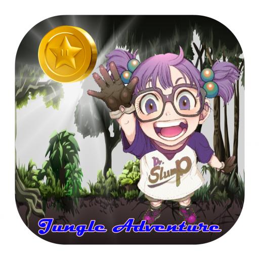 Jungle Araley Kid Girl Runner