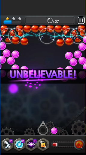 Bubble Shooter Mission  screenshots 4