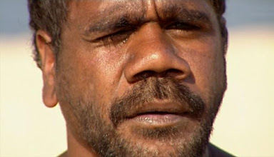 Photo: Australian Aboriginal: Journey of Man - PBS - National Geographic Source: http://news.nationalgeographic.com/news/2002/12/photogalleries/journey_of_man/index.html  Review: http://maya-gaia.angelfire.com/journey_of_man.html