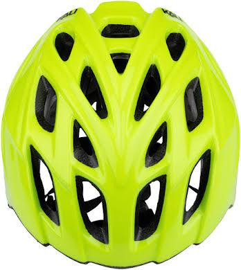 Kali Protectives Chakra Mono Helmet: Fluorescent Yellow alternate image 4