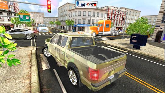 Offroad Pickup Truck F 6