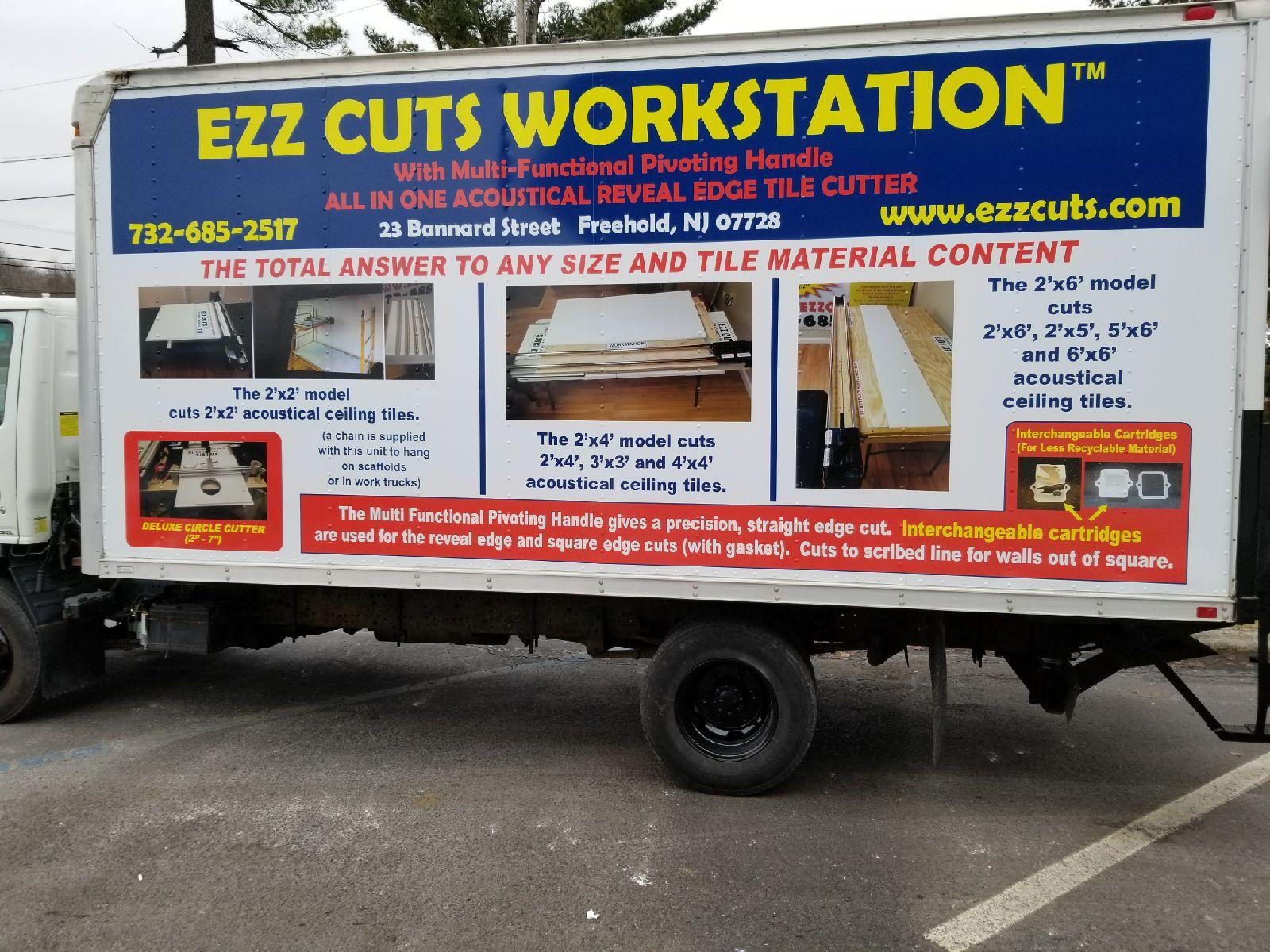 Ezz Cuts Workstation