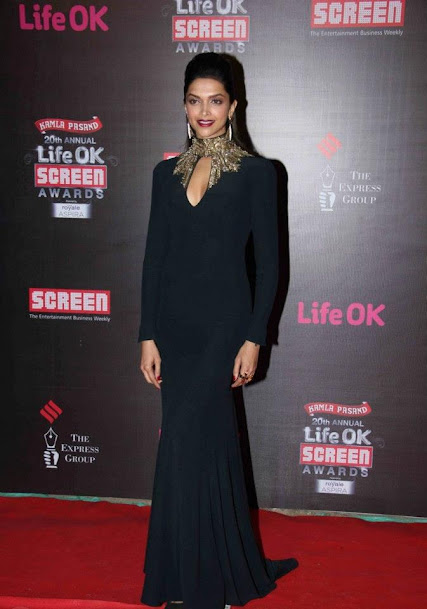 Deepika Padukone hot, deepika padukone in black dress