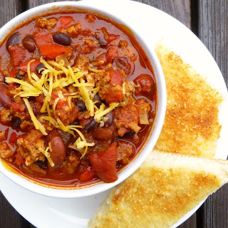 Crock Pot Turkey Chili