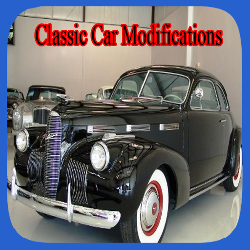 Classic Car Modifications – Apps on Google Play