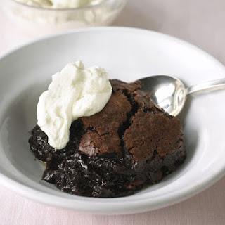 Karla's Crock-Pot Chocolate Pudding Cake.