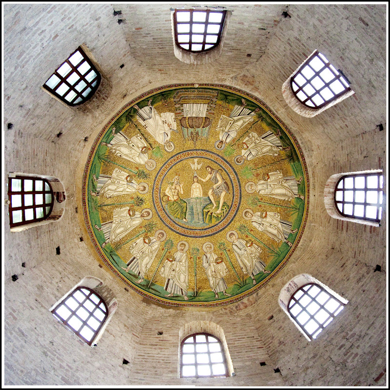 Battistero degli Ariani (Ravenna) di Pierluigi Terzoli