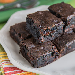 Easy Brownies From Scratch.