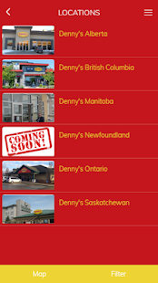 Canada Denny's - náhled