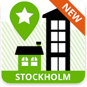 Stockholm Travel Guide (City Map)