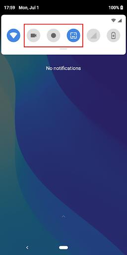 Screen Recorder - NO ROOT screenshot 4