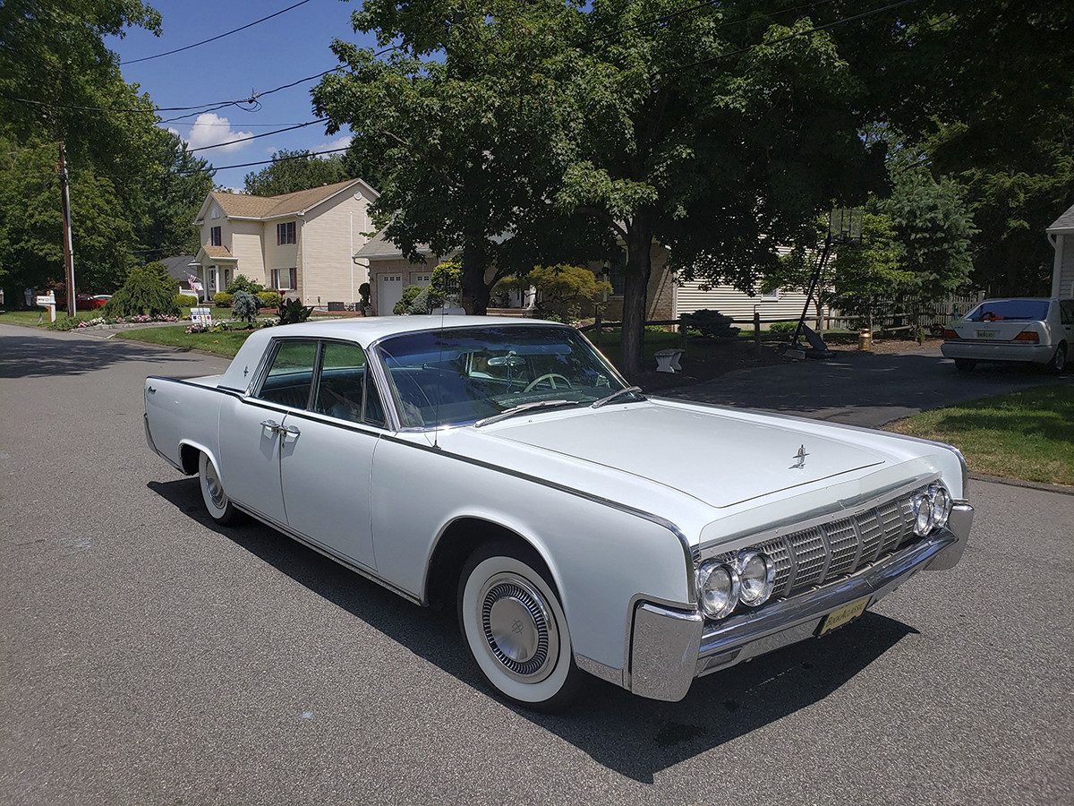 Lincoln Continental Hire Old Tappan