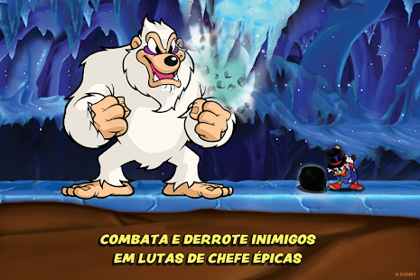 DuckTales Remastered APK + OBB Data para Android imagem 2