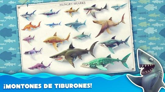 Hungry Shark World (MOD) APK 4