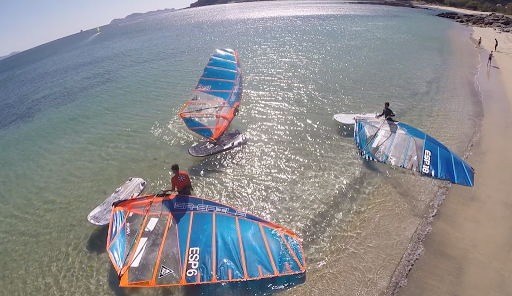 Foto Beachescolas Windsurf English Camps 6
