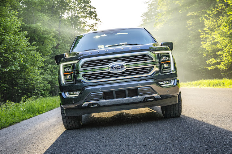 The global chip shortage will continue to impact production of Ford's popular F-series pickups.