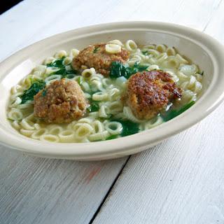 Homestyle Italian Sausage Soup