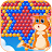 New Bubble Shooter Cat Adventures Icône