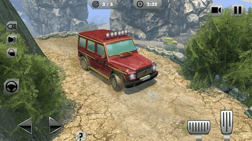 Off-Road Jeep Hill Climbing 4x4: Petualangan 3D 1.5 screenshots 10