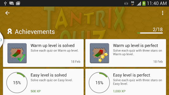 Tantrix Quiz- screenshot thumbnail