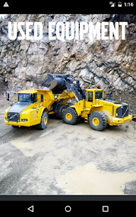 Volvo Construction Equipment screenshot
