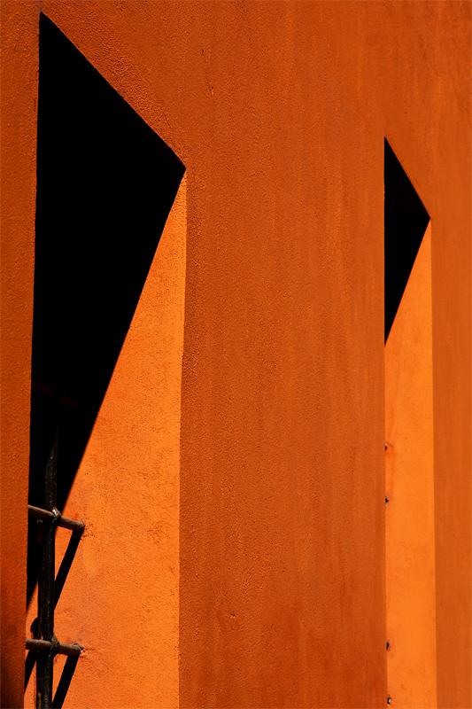 Triangoli e colore di Mullahomark86