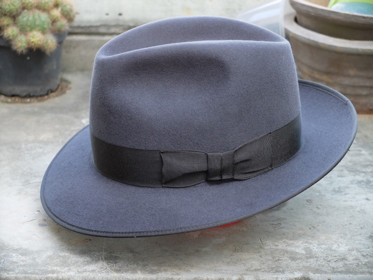 Akubra Bogart in Carbon Grey review  acdafd7cbd4
