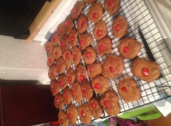 Grandmas Fruit Cookies