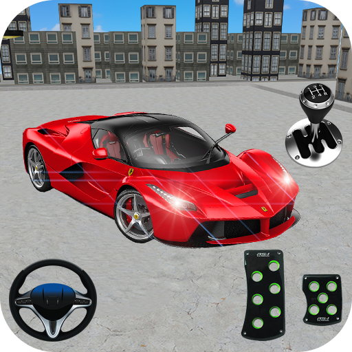 Luxury Car Parking Mania : Car Driving Simulator